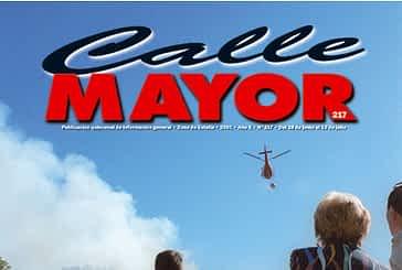 CALLE MAYOR 217 - UNA IMPRUDENCIA CAUSA UN INCENDIO EN VALDELOBOS