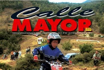 CALLE MAYOR 222 - ESPECTÁCULO DE TRIAL EN MUNIÁIN