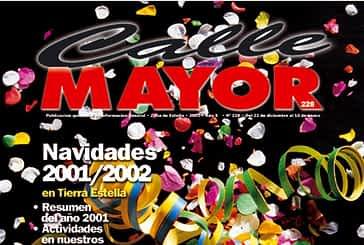 CALLE MAYOR 228 - ESPECIAL NAVIDAD 2001-2002