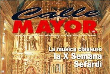 CALLE MAYOR 246 - LA MÚSICA CLAUSURÓ LA X SEMANA SEFARDÍ