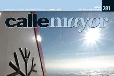CALLE MAYOR 281 - LA NIEVE TRANSFORMÓ TIERRA ESTELLA