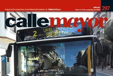 CALLE MAYOR 297 - PRIMER MES DEL SERVICIO TIERRA ESTELLA BUS