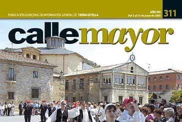CALLE MAYOR 311 - LA PATRONA REUNIÓ A LOS ESTELLESES EN EL PUY