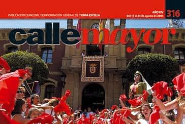 CALLE MAYOR 316 - ADIÓS A LAS FIESTAS DE ESTELLA