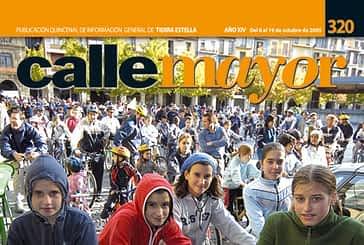 CALLE MAYOR 320 - SETECIENTOS CICLISTAS EN EL DÍAS DE LA BICICLETA