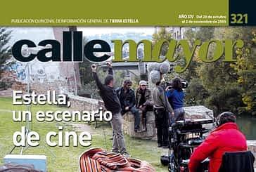 CALLE MAYOR 321 - ESTELLA, UN ESCENARIO DE CINE