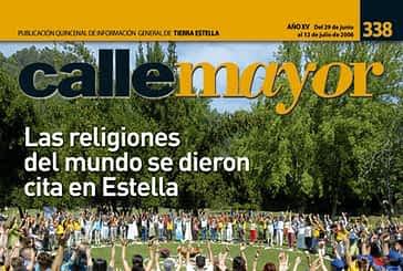 CALLE MAYOR 338 - LAS RELIGIONES DEL MUNDO SE DIERON CITA EN ESTELLA
