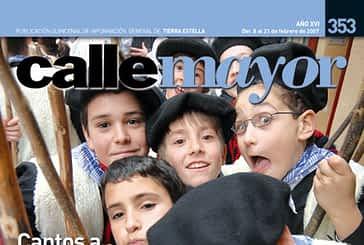 CALLE MAYOR 353 - CANTOS A SANTA ÁGUEDA EN LAS CALLES DE ESTELLA