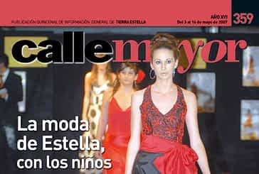CALLE MAYOR 359 - LA MODA DE ESTELLA, CON LOS NIÑOS RUSOS