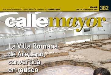 CALLE MAYOR 382 - LA VILLA ROMANA DE ARELLANO, CONVERTIDA EN MUSEO