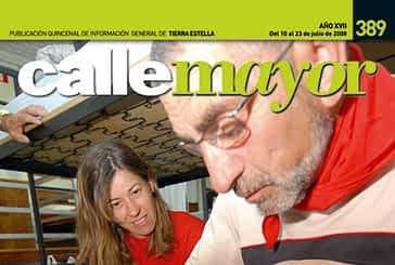 CALLE MAYOR 389 - UN TERCER ALBERGUE DE PEREGRINOS SE SUMA A LA OFERTA DE ESTELLA