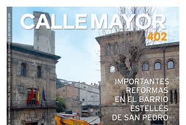 CALLE MAYOR 402 - IMPORTANTES REFORMAS EN EL BARRIO ESTELLÉS DE SAN PEDRO