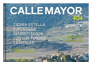 CALLE MAYOR 404 - TIERRA ESTELLA EJECUTARÁ 137 PROYECTOS CON LOS FONDOS ESTATALES