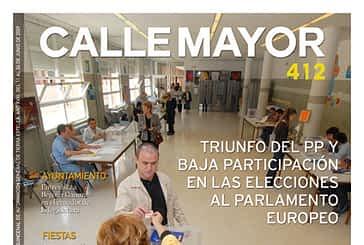 CALLE MAYOR 412 - TRIUNFO DEL PP Y BAJA PARTICIPÀCIÓN EN LAS ELECCIONES AL PARLAMENTO EUROPEO