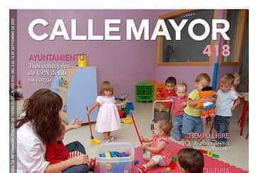 CALLE MAYOR 418 - INICIO ESCALONADO DEL CURSO ESCOLAR EN TIERRA ESTELLA