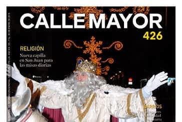 CALLE MAYOR 426 - LOS REYES MAGOS Y OLENTZERO LLEGARON CARGADOS DE MAGIA E ILUSIÓN