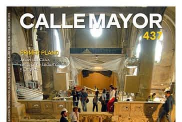 CALLE MAYOR 437 - HALLADA LA CRIPTA DE LOS MARISCALES EN SAN PEDRO