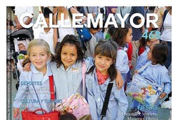 CALLE MAYOR 468 - LOS COLEGIOS RETOMAN SU ACTIVIDAD EN SEPTIEMBRE