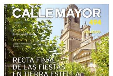 CALLE MAYOR 494 - RECTA FINAL DE LAS FIESTAS EN TIERRA ESTELLA