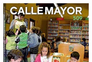 CALLE MAYOR 509 - DÍA DEL LIBRO EN COLEGIOS Y BIBLIOTECAS