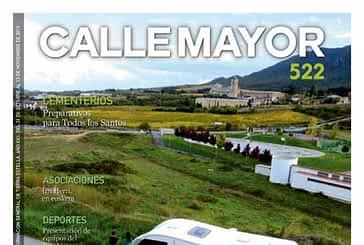 CALLE MAYOR 522 - AYEGUI PLANIFICA LA PRIMERA ÁREA PARA AUTOCARAVANAS DE TIERRA ESTELLA