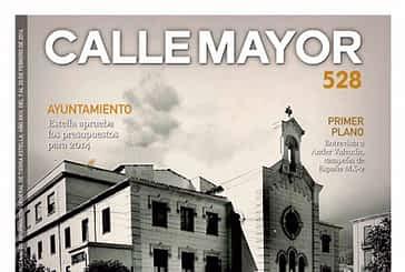CALLE MAYOR 528 - EL ACTUAL COLEGIO DE SANTA ANA CUMPLE 100 AÑOS