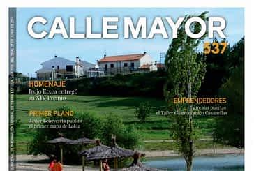 CALLE MAYOR 537 - EL EMBALSE DE ALLOZ INICIA TEMPORADA CON NOVEDADES