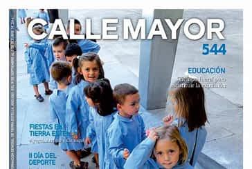 CALLE MAYOR 544 - SEPTIEMBRE LLEGÓ CON LA VUELTA AL COLE