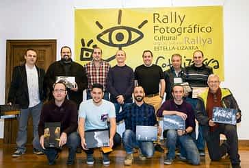 Entregados los premios del IV Rally Fotográfico Cultural, organizado por Foto Lizarra