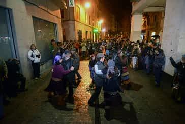 Los Caldereros avanzan el Carnaval en Estella