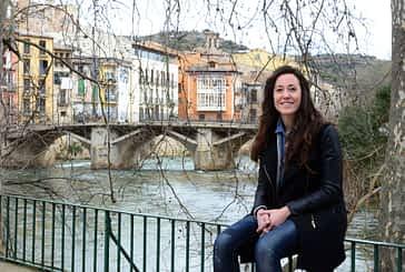 """PRIMER PLANO - Marta Astiz - PRESIDENTA DEL ÁREA DE COMERCIO Y TURISMO DEL AYUNTAMIENTO DE ESTELLA-LIZARRA Y DEL CONSORCIO TURÍSTICO TIERRA ESTELLA. """"Tenemos que creernos lo que tenemos y dar a conocer nuestra ciudad"""""""