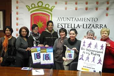 Un mural homenajeará a las mujeres en el pasadizo de la plaza Santiago
