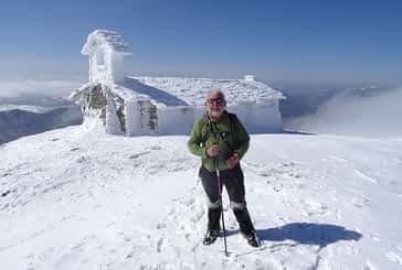 """PRIMER PLANO - Andoni Barbarin - Montañero - """"El monte es  una terapia  extraordinaria"""""""