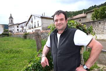 """NUESTROS ALCALDES - Iñaki Ruiz de Larramendi - Eulate - """"La gente joven es el futuro de estos pueblos"""""""