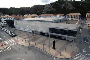 Gesport releva a Serdepor en la gestión del polideportivo
