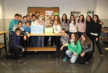 Recaudados 10.000 euros solidarios en el IES Tierra Estella
