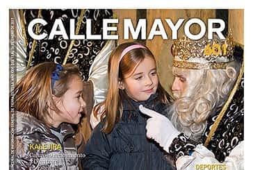CALLE MAYOR 601 - LOS REYES MAGOS DESPIDIERON CON REGALOS Y MAGIA LA NAVIDAD