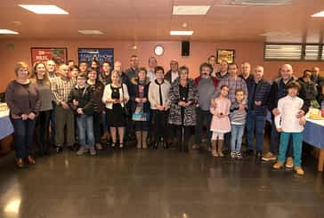 Adona celebró su fiesta en Estella con el reconocimiento a 23 donantes