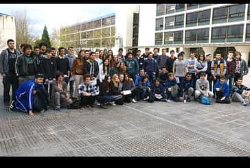 Alumnos del Politécnico participaron en la I Olimpiada Informática de Navarra