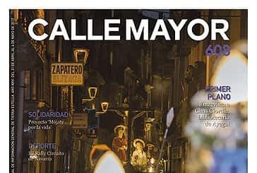 CALLE MAYOR 608 - SEMANA SANTA MARCADA POR EL 450 ANIVERSARIO DE LA SANTA CRUZ