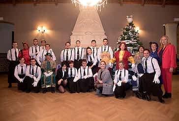 El Palacio de la Vega retoma su actividad con la cena de Reyes