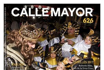 CALLE MAYOR 626 - MÁGICO ADIÓS A LA NAVIDAD CON LA VISITA DE LOS REYES
