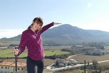 """LOCOS POR... MONTEJURRA - Anne Vidaurre Vidaurre - """"Mi reto está en llegar a los 500 ascensos consecutivos"""""""