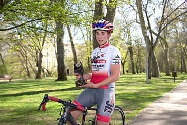 """PRIMER PLANO - Ainara Elbusto Arteaga - Ciclista - """"No esperaba el premio, pero sube la moral"""""""