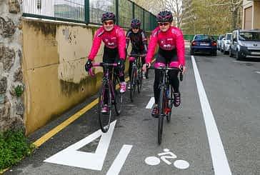 Habilitados 675 nuevos metros de carril bici en Estella