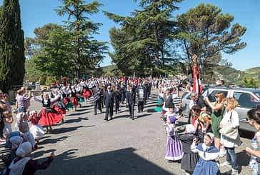 Todo listo para la celebración de las Fiestas de la Virgen del Puy