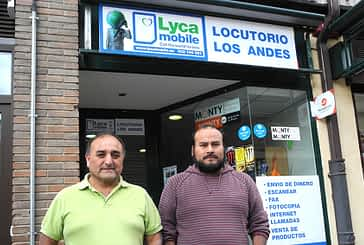 LOCUTORIO LOS ANDES