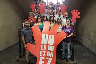 Campaña para unas fiestas igualitarias y libres de agresiones sexistas