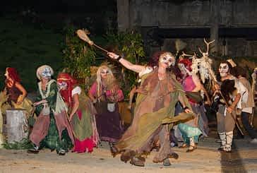 La brujería impregnó de magia la semana de Bargota