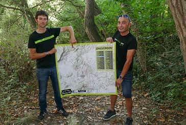 """PRIMER PLANO - Iñigo Labat y Txuma Andueza - Organizadores de la Epic Tierra Estella - """"La prueba enlaza los senderos legendarios de la zona"""", """"No pensábamos crecer tan rápido, aunque teníamos confianza en el recorrido"""""""